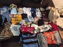 6-9 mo baby clothes boy in Great Lakes, Illinois
