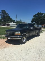1996 Ford F-250 Supercab 7.3L in Huntsville, Texas