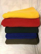 FLEECE TODDLER COT BLANKETS in Chicago, Illinois