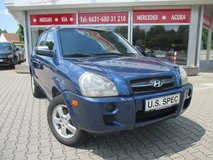 '07 Hyundai Tucson GLS Stick Shift in Spangdahlem, Germany