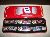 #8 nascar tin car collection in Moody AFB, Georgia