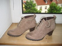Tan Ankle Boots in Ramstein, Germany