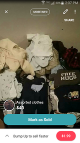 Baby boy clothes 0-3 in Perry, Georgia