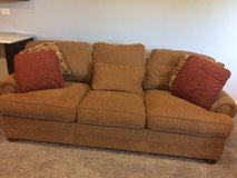 Soft and Comfy Brown Couch for sale in Bartlett, Illinois