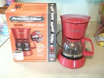 Red Coffee Maker in Fort Campbell, Kentucky