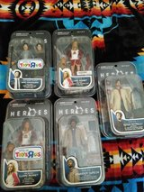 Heroes action figures in Temecula, California