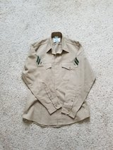 USMC Long Sleeve Dress Shirt- NEW in Camp Lejeune, North Carolina