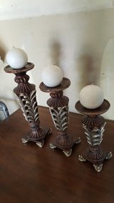 Beautiful 3 pc. Candle holder in Chicago, Illinois