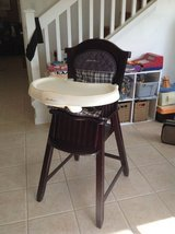 Eddie Bauer High Chair in Schofield Barracks, Hawaii