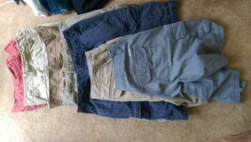 7 x Pairs of Shorts Size 29/30 in Schofield Barracks, Hawaii