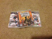 PS3 Games in Eglin AFB, Florida