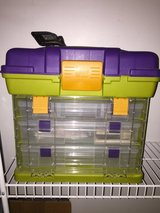 Creative Options Large Rack Crafting Tackle Box Storage in Bolingbrook, Illinois