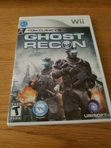 Tom Clancy's Ghost Recon (Nintendo Wii) in Glendale Heights, Illinois