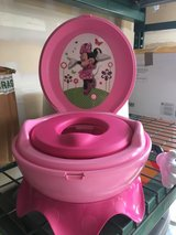 Minnie Mouse potty chair. in Camp Pendleton, California