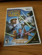 Star Wars: The Clone Wars (Nintendo Wii) in Glendale Heights, Illinois
