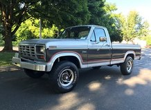 1985 Ford F-250 XLT Lariat 4x4 in Dover AFB, Delaware