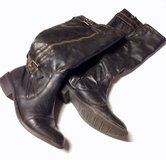 Brown Women's boots  Sz. 6 1/2 in Naperville, Illinois