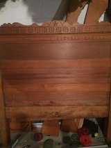 oak head board / foot board in Pleasant View, Tennessee