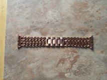 Rose gold Apple Watch band 38mm in Fort Campbell, Kentucky