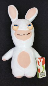 "Rabbids 8.5"" Plush NWT in Columbus, Georgia"