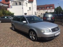 Audi A6 Wagon TDI AUTOMATIC Heated seats A/C Alloys New Service New TÜV Super 35 mpg !! in Ramstein, Germany