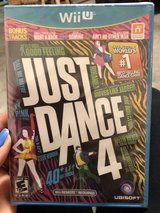 Wii just Dance 4 in San Clemente, California