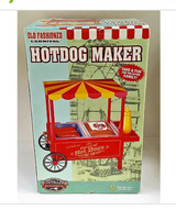 Old Fashioned Carnival Style Hotdog Maker in Joliet, Illinois
