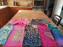 7 pieces girls size 12 from Justice in Naperville, Illinois