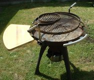 GRILLTECH 23 INCH BBQ GRILL/FIREPIT in Lakenheath, UK
