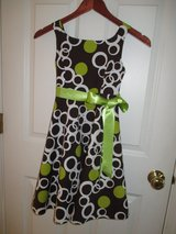 girls' brown mymichelle party summer dress size 8 - NICE!! in Plainfield, Illinois
