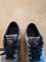 Puma boys shoes size 6 in Naperville, Illinois
