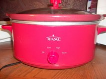 RIVAL 7QUART SLOW COOKER   (USED) in Warner Robins, Georgia