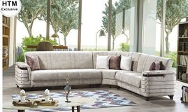 Home Goodies Sofa Sectional Model Radison in Ramstein, Germany
