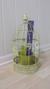 New!  Adorable Bird Cage Planter in Lockport, Illinois