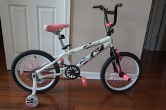 "Kid Bike Avigo 18"" Bicycle (with removable training wheels) in Batavia, Illinois"