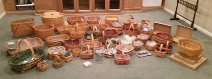 More Longaberger Baskets - Pick what you like - make and offer in Chicago, Illinois
