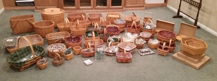Longaberger Baskets- All kinds - Pick what you like - Make Offer in Glendale Heights, Illinois