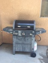 Propane Grill in Yucca Valley, California