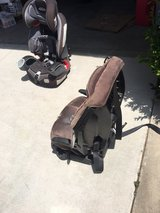 two car seats in San Bernardino, California