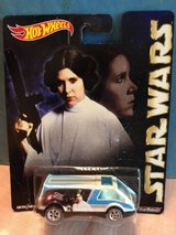 Hot Wheels - Star Wars real riders (Princes Leia) in Naperville, Illinois