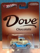 Hot Wheels Pop Culture Dove Chocolate 1929 Ford Pick-Up Shipping World Wide in Glendale Heights, Illinois