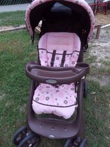 Stroller (pink) by Graco in Perry, Georgia