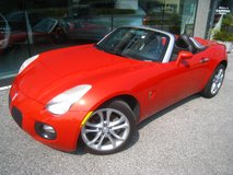 2008 Pontiac Solstice Roadster GXP turbo... From ONLY $204 p/month! in Grafenwoehr, GE
