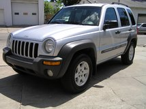 04 Jeep Liberty New Tires Tow Package in Fort Riley, Kansas