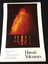 Volcanoes Poster in Naperville, Illinois