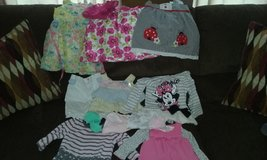 6 months - 2t little girl outfits in Warner Robins, Georgia
