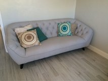 Cozy Tufted Couch in San Diego, California