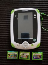 Leap Pad w/3 Games in 29 Palms, California
