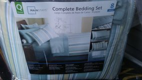 Queen Complete Bedding Set plus Curtains in Lawton, Oklahoma