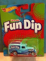 Hot wheels Pop Culture Nestle Fun Dip - Lik.m.aid - '34 Dodge Delivery in Glendale Heights, Illinois